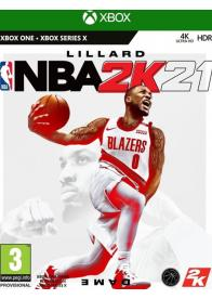 XBOX ONE NBA 2K21 - Gamesguru