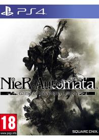 PS4 NieR: Automata - Game of The YoRHa Edition - GamesGuru