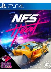 PS4 NFS:Heat G-live akcija - GamesGuru Live