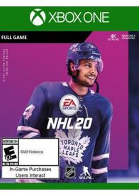 XBOX ONE NHL 20 - GamesGuru