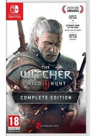 Switch Witxher 3 Wild Hunt - Complete Edition - GamesGuru