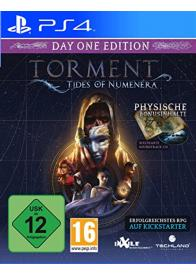 PS4 Torment: Tides of Numenera - Day One Edition - GamesGuru