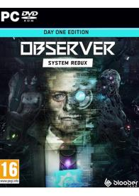 PC Observer: System Redux - Day One Edition - Gamesguru
