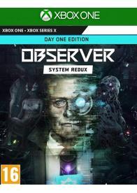 XBOX ONE/XSX Observer: System Redux - Day One Edition - Gamesguru