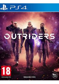 PS4 Outriders- GamesGuru