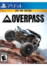 PS4 Overpass - Day One Edition - GamesGuru