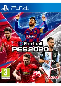 PS4 eFootball PES 2020 - Games Guru