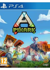 PS4 PixARK - GamesGuru