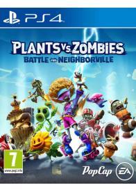 PS4 Plants vs Zombies - Battle for Neighborville - Korišćeno