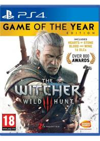 PS4 The Witcher 3 GOTY - Gamesguru