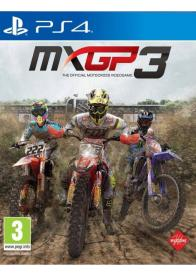 PS4 MXGP 3 - The Official Motocross Videogame