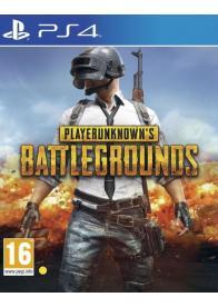 PS4 PLAYERUNKNOWNS BATTLEGROUND