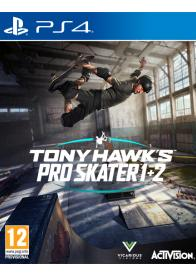 PS4 Tony Hawk's Pro Skater 1 and 2 - GamesGuru