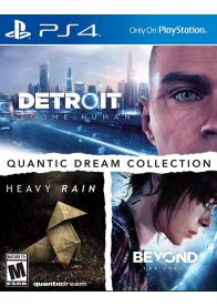 PS4 Quantic Dream Collection - GamesGuru