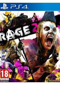 PS4 Rage - GamesGuru