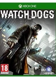 Second Hand XBOX ONE Watch Dogs - GamesGuru