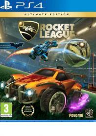 PS4 Rocket League Ultimate Edition - GamesGuru