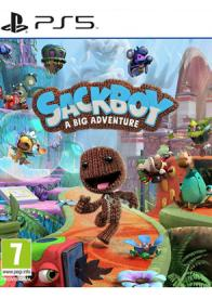 PS5 Sackboy A Big Adventure! - Gamesguru