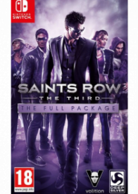 Switch Saints Row The Third - GamesGuru