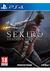 PS4 - SEKIRO SHADOWS DIE TWICE- GamesGuru