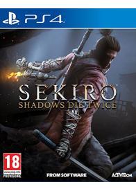PS4 - SEKIRO SHADOWS DIE TWICE- GamesGuru