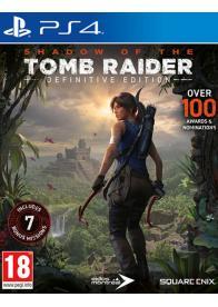 PS4 Shadow of the Tomb Raider - Definitive Edition - KORIŠĆENO