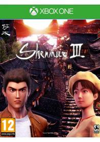 XBOX ONE Shenmue III - GamesGuru