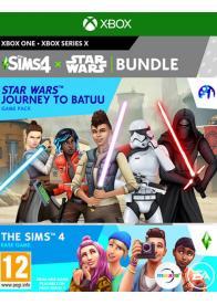 XBOX ONE The Sims 4 Star Wars: Journey To Batuu