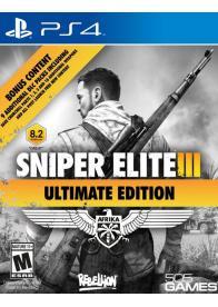 PS4 Sniper Elite 3 - Korišćeno - Gamesguru