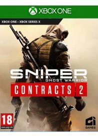 XBOX ONE/XSX Sniper Ghost Warrior Contracts 2 - GamesGuru
