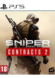 PS5 Sniper Ghost Warrior Contracts 2 - Gamesguru