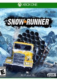 XBOX ONE Snowrunner - GamesGuru