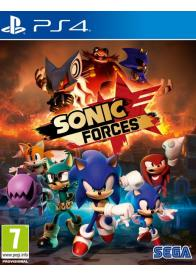 PS4 Sonic Forces Day One Edition