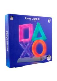 Playstation Icons Light XL - GamesGuru