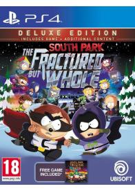 PS4 South Park The Fractured But Whole DeLuxe Edition - GamesGuru