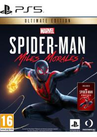 PS5 Marvel's Spider-Man Ultimate edition - Gamesguru