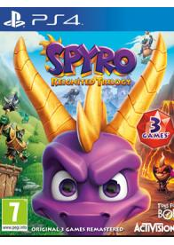 PS4 SPYRO TRILOGY REIGNITED - GamesGuru