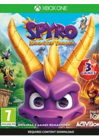 XBOX ONE SPYRO TRILOGY REIGNITED - GamesGuru