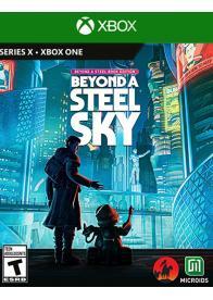 XBOXONE/XSX Beyond a Steel Sky - Steelbook Edition - gamesguru