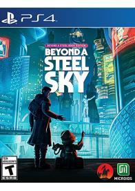 PS4 Beyond a Steel Sky - Steelbook Edition - Gamesguru