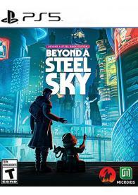PS5 Beyond a Steel Sky - Steelbook Edition - Gamesguru