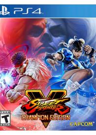 PS4 Street Fighter V - Champion Edition - GamesGuru