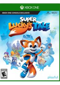 XBOX ONE SUPER LUCKY S TALEXBOX ONE SUPER LUCKY S TALE