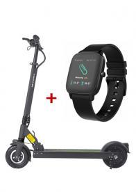 MS ENERGY Električni trotinet Neutron N1 + Vivax Life FIT smart watch - Gamesguru
