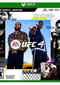 XBOX ONE UFC 4 - GamesGuru