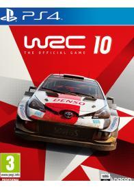 PS4 WRC 10 - Gamesguru