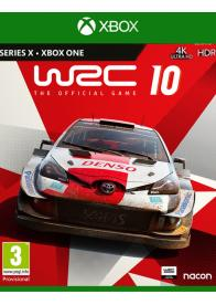 XSX WRC 10 -Gamesguru