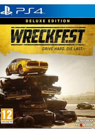 PS4 Wreckfest Deluxe Edition - GamesGuru