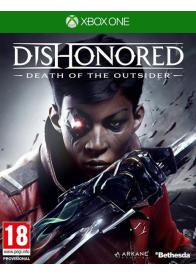 XBOXONE Dishonored Death of the Outsider