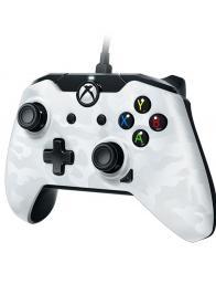 XBOX ONE& PC Wired Controller White Camo - GamesGuru